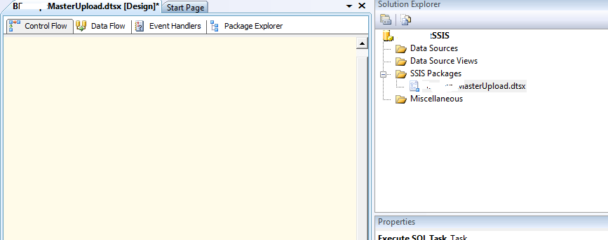 Using SSIS Package Configuration Values as Parameters to